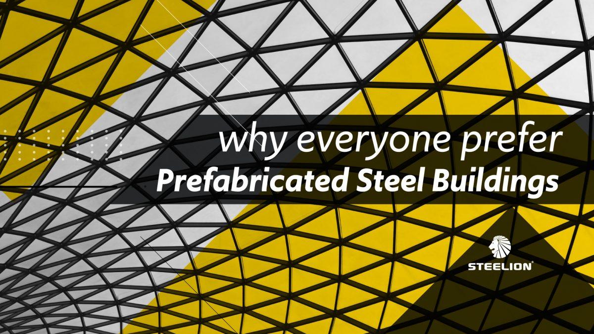 steel building contractors in India
